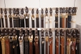 Michael Kors belts in assorted styles and colours, priced from $29.95 available in the Shoe Boutique